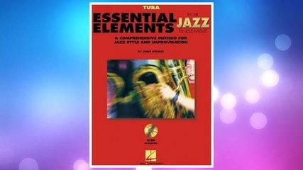 GET PDF Essential  Elements For Jazz Tuba Bk/2CD (Instrumental Jazz) FREE