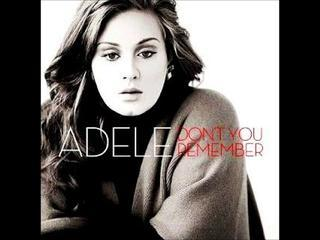 Adele- Dont you remember subtitulos en ingles y español