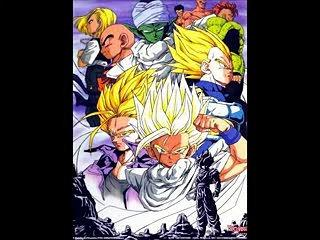 DRAGON BALL Z MUSICA DE BATALLA