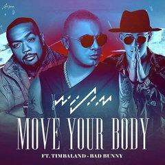 Wisin ft Timbaland Y Bad Bunny - Move Your Body