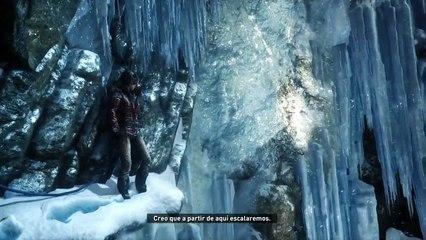 Rise of the Tomb Raider - Part 1- Mountain Peak (Subtitulos en Espanol)