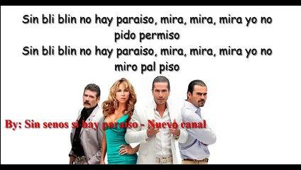 Sin blin blin no hay paraiso| letras + musica| regalame un like| LINK DE DESCARGA DESCRIPCION