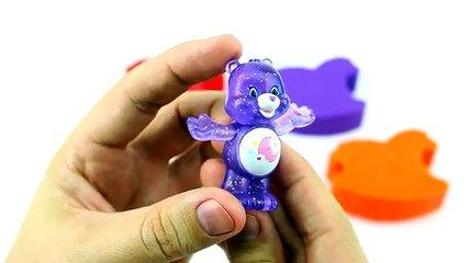 Play-Doh rocking horse surprises [Hello Kitty, Care Bears, Thomas and Friends, Maleficent]
