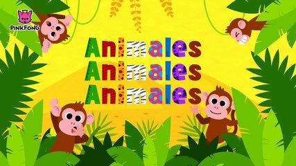 Animales, Animales _ Animales _ PINKFONG Canciones Infantiles-d9FQq3punJs