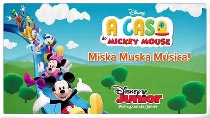 A Casa Do Mickey Mouse Miska Muska Música