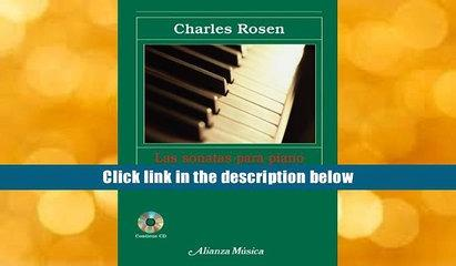 PDF [Download]  Las sonatas para piano de Beethoven (COLECCION MUSICA) (Alianza Musica (Am))