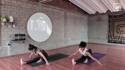 Power Flow Yoga IV