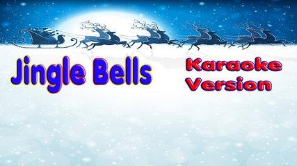 Chr - Christmas Songs Karaoke Lyrics: JINGLE BELLS - Karaoke for kids