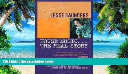 Audiobook House Music…The Real Story Jesse Saunders On CD