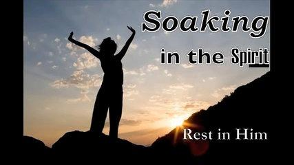 Rest in Him - Piano Worship Soaking Prayer Music - Musica para orar Adoracion profetica Cristiana