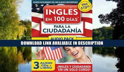Download Inglas En 100 Daas Para La Ciudadanaa Audio Pk (Ingles en 100 Dias) Aguilar For Ipad