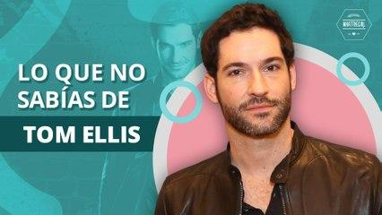 10 cosas que probablemente no sabías de Tom Ellis | 10 Things that you probably didn't know about To