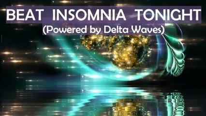 1 Hour MIRACLE Healing Music for Insomnia, Stess and Anxiety | Beat Insomnia Tonight | Delta Waves f