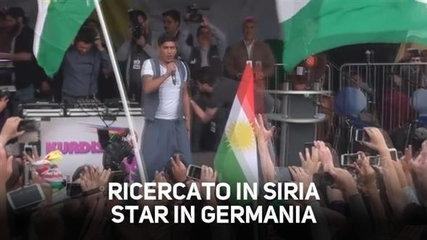 Da rifugiato a star del rap, succede in Germania