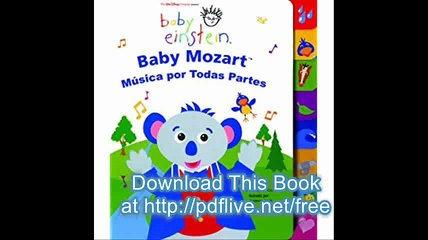 Baby Einstein Baby Mozart musica por todas partes Baby Mozart Music Is Everywhere!, Spanish-Language