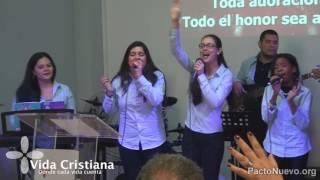 "Culto de celebración por los seis años de ""Vida Cristiana"""