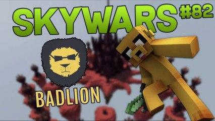 SKYWARS BADLION  ¿MINECRAFT COMPETITIVO? | MINECRAFT SKYWARS #82