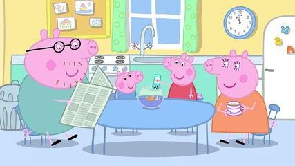 Peppa Pig - The aquarium (clip)