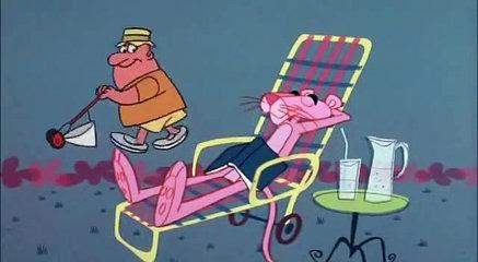 Pink Panther 011 - Pink Panzer - EN English Ingles